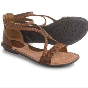 B.O.C. Macedonia Gladiator Sandals